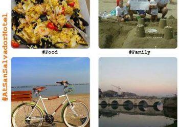 #AtSanSalvadorHotel: il blog tour alla scoperta della Romagna