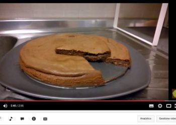 Torta di patate e cioccolato. In cucina con Nadia