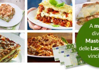 Palio delle Lasagne Verdi alla Bolognese: partecipa e vinci!