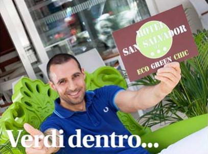 Hotel San Salvaldor: i Verdi dentro