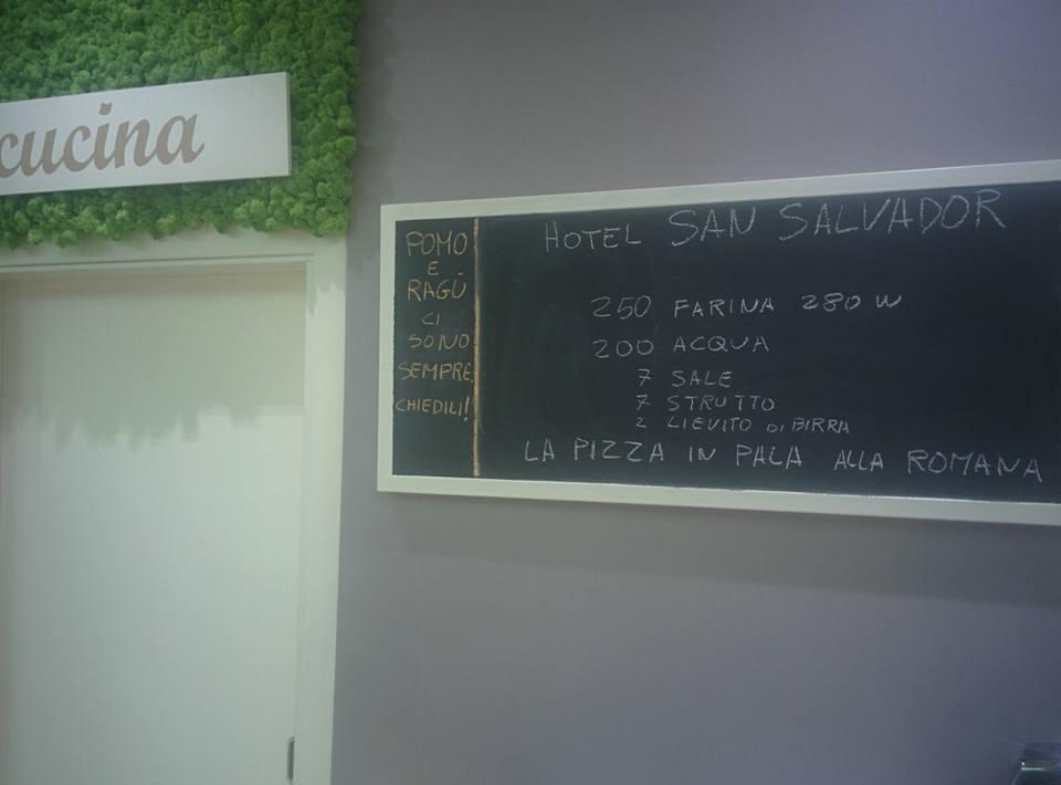 ricetta Pizza-hotel-san salvador-igea marina