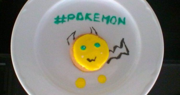 Pokemon Go: i biscotti di pasta frolla. La ricetta di Michela