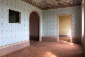 stanze - villa torlonia- san mauro pascoli