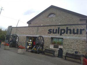 museo sulphur - perticara