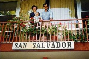 hotel san salvador - igea marina - anni settanta