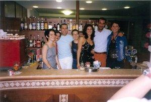 anni 90 - hotel San Salvador
