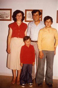 famiglia poggi - hotel San Salvador