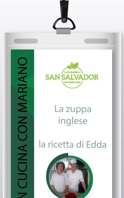 La Zuppa Inglese: il dolce delle colline tosco romagnole