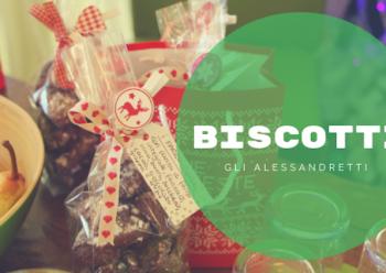 Alessandretti, la ricetta dei biscotti di Natale