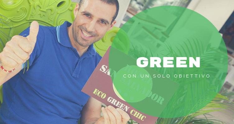 Eco Green Chic: tre parole per un solo obiettivo