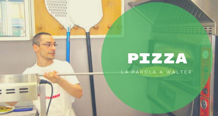 La Pizza dell'Hotel San Salvador: intervista a Walter Turati