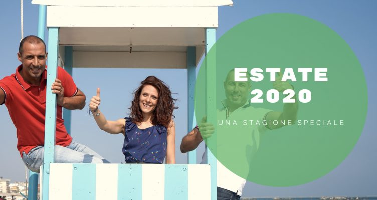 Estate 2020, una stagione speciale! 🏖